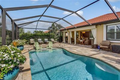 Bonita Springs Single Family Home Pending With Contingencies: 11134 Monte Carlo Blvd