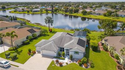 Estero FL Single Family Home Pending With Contingencies: $369,900
