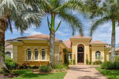 Estero Single Family Home For Sale: 19861 Chapel Trce