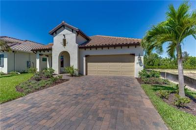 Fort Myers Single Family Home For Sale: 11748 Ibis Walk Lane