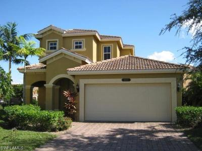 Estero Single Family Home For Sale: 20601 East Golden Elm Dr