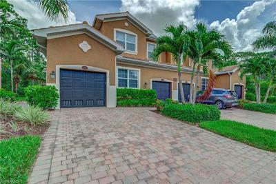 Fort Myers Condo/Townhouse For Sale: 18273 Creekside Preserve Loop #101