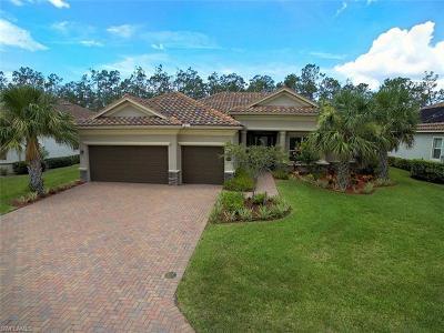 Estero Single Family Home For Sale: 21100 Torre Del Lago St