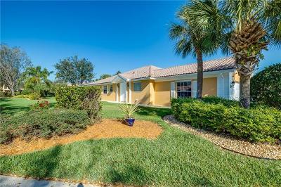Bonita Springs Single Family Home Pending With Contingencies: 28096 Boccaccio Way