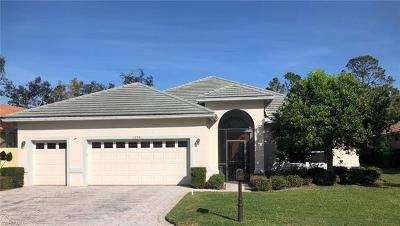 Bonita Springs Single Family Home Pending With Contingencies: 12941 Silverthorn Ct