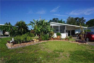 Bonita Springs Single Family Home Pending With Contingencies: 26069 Countess Ln