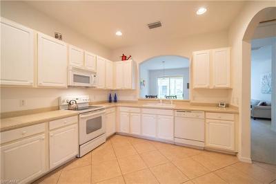 Estero Single Family Home For Sale: 9723 Heatherstone Lake Ct #2