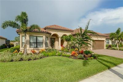Fort Myers Single Family Home Pending With Contingencies: 11041 Longwing Dr