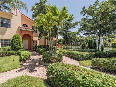 Estero Condo/Townhouse For Sale: 8621 Piazza Del Lago Cir #106
