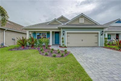 Fort Myers Single Family Home For Sale: 19791 Coconut Harbor Cir