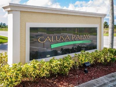 Fort Myers Condo/Townhouse For Sale: 14718 Calusa Palms Dr #101