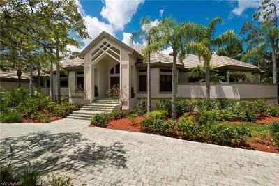 Bonita Springs Single Family Home For Sale: 3791 Bay Creek Dr