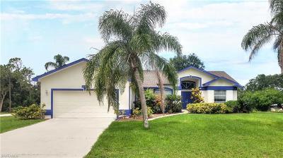 Bonita Springs Single Family Home For Sale: 25732 Corzine Rd
