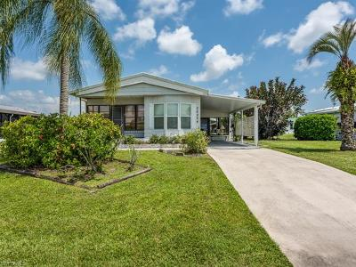 Bonita Springs Single Family Home Pending With Contingencies: 26254 Colony Rd