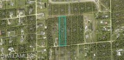 Bonita Springs Residential Lots & Land For Sale: 10550 Jolea Ave