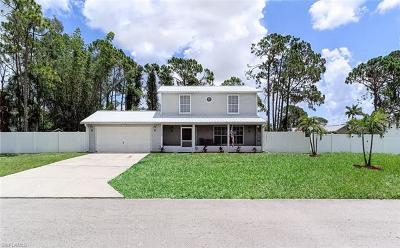 Fort Myers Single Family Home For Sale: 18469 Violet Rd