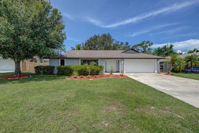 Bonita Springs FL Single Family Home For Sale: $289,000