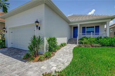 Fort Myers Single Family Home For Sale: 17773 Spanish Harbour Ct