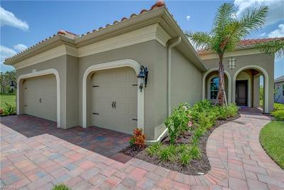 Fort Myers Single Family Home For Sale: 8285 Wildlife Preserve Ln