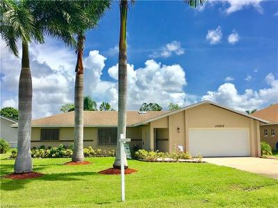 Bonita Springs Single Family Home For Sale: 10263 Wood Ibis Ave