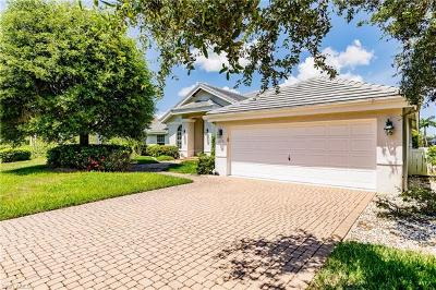 Naples Single Family Home For Sale: 11521 Night Heron Dr