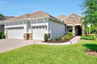 Single Family Home Pending With Contingencies: 21275 Estero Vista Ct