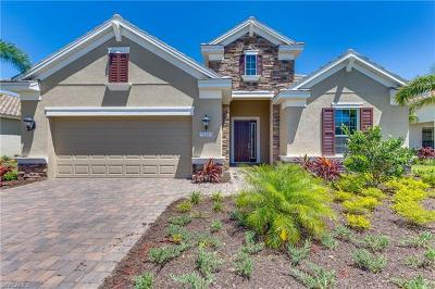 Fort Myers Single Family Home For Sale: 13574 Starwood Ln