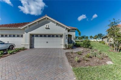 Fort Myers Single Family Home For Sale: 4446 Mystic Blue Way