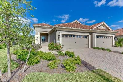 Fort Myers Single Family Home For Sale: 4434 Mystic Blue Way