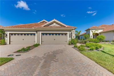 Fort Myers Single Family Home For Sale: 4438 Mystic Blue Way