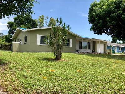 Naples Single Family Home For Sale: 4430 18th Ave SW