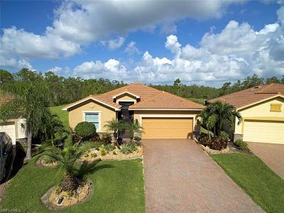 Estero Single Family Home For Sale: 13078 Cardeto Ct