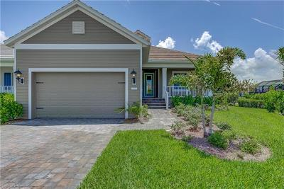 Fort Myers Single Family Home For Sale: 17781 Spanish Harbour Ct