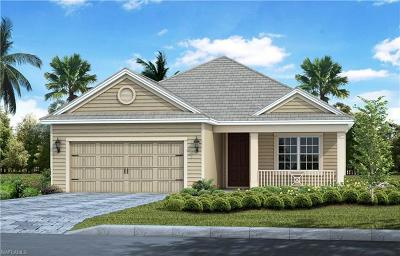 Fort Myers Single Family Home For Sale: 17768 Spanish Harbour Ct