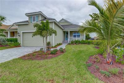 Fort Myers Single Family Home For Sale: 17829 Spanish Harbour Ct