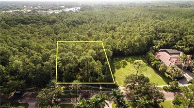 Naples Residential Lots & Land For Sale: 4650 Idylwood Ln