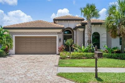Bonita Springs Single Family Home For Sale: 9937 Alhambra Ln