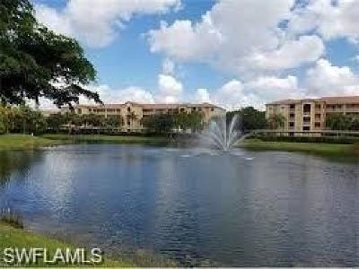 Fort Myers Condo/Townhouse For Sale: 8310 Whiskey Preserve Cir #227