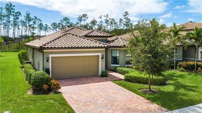 Estero Single Family Home For Sale: 20361 Cypress Shadows Blvd