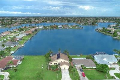 Cape Coral Single Family Home Pending With Contingencies: 200 SE 12th Ave