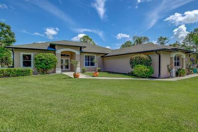 Naples Single Family Home For Sale: 461 Jung Blvd E