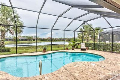 Estero Single Family Home For Sale: 20212 Cypress Shadows Blvd