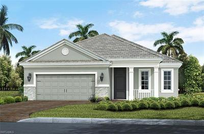 Fort Myers Single Family Home For Sale: 4316 Watercolor Way