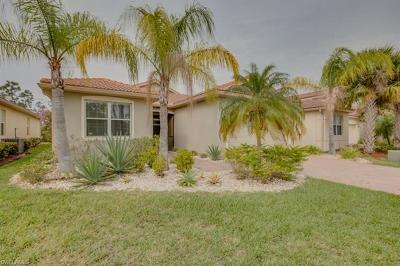 Estero Single Family Home For Sale: 21592 Belvedere Ln