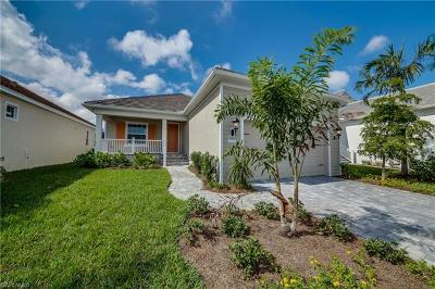 Fort Myers Single Family Home For Sale: 17756 Spanish Harbour Ct