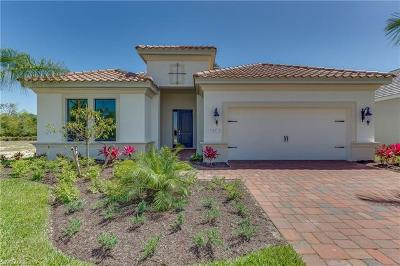 Fort Myers Single Family Home For Sale: 8273 Preserve Point Dr