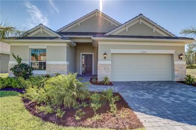 Fort Myers Single Family Home For Sale: 13554 Starwood Ln