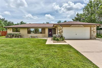 Fort Myers FL Single Family Home For Sale: $229,000