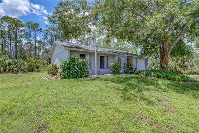 Single Family Home Pending With Contingencies: 461 16th St SE