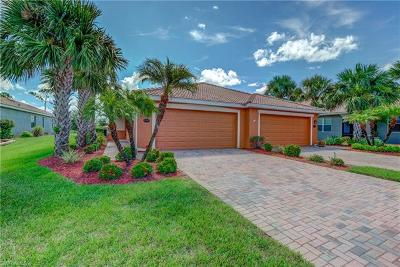 Estero Single Family Home For Sale: 13281 Boccala Ln